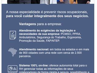 Porto Seguro - Saúde Ocupacional