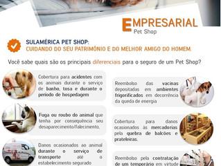 Seguro Empresarial para Pet Shop