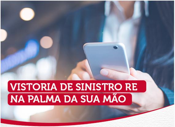 Sinistro por Smartphone Sompo