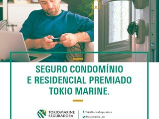 Seguro Condomínio e Residencial Premiado Tokio Marine