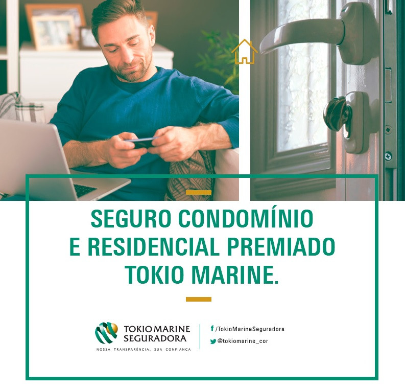 seguro condomínio, seguro residencial premiado, seguro residencial, seguro tokio marine, unionseg. corretora de seguros