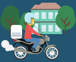 seguro para motoboy, seguro para motofrete