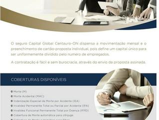 Seguro de Vida Empresarial Centauro-ON
