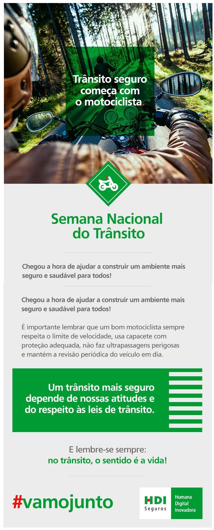 Semana Nacional do Trânsito, HDI Seguros