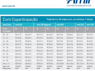 Plano de Saúde Amil PME com Coparticipação