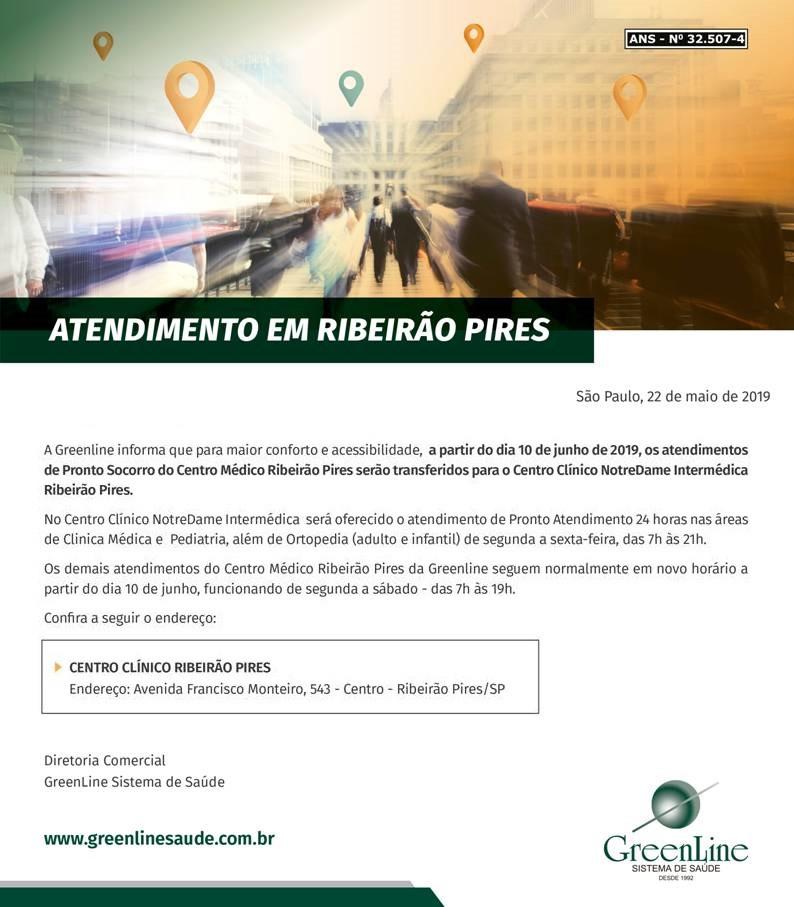 Greenline em Ribeirão Pires, Unionseg Corretora de Seguros