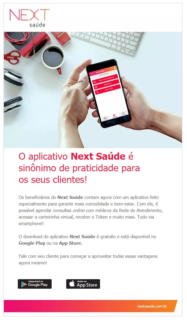 app next saúde, plano de sáude barato, next saúde, unionseg, corretora de seguros.jpg