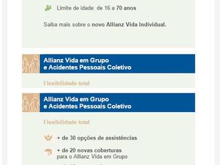 Novidade no Allianz Vida Individual e no Vida em Grupo