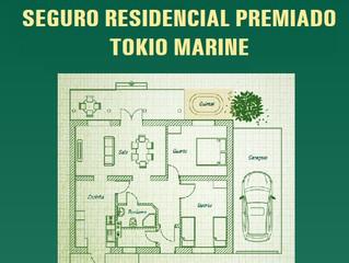 SEGURO RESIDENCIAL PREMIADO TOKIO MARINE