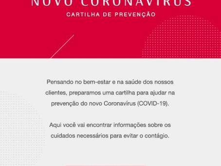 Sompo Saúde Lança Cartinha Sobre Prevenção do Novo Coronavírus