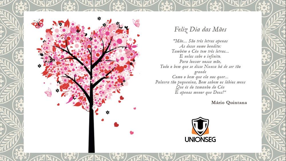 Feliz Dia das Mães, Unioseg, Corretora de Seguros