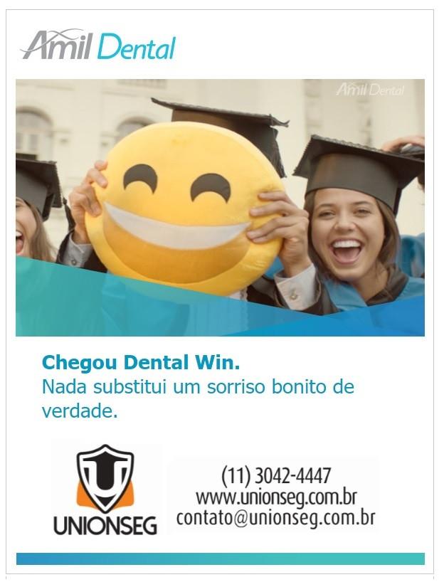 Plano Ortodôntico, Plano Odontológico, Amil Dental, Amil Dental Win, Cobertura Estética, Plano Odontológico Completo, Unionseg, Corretora de Seguros