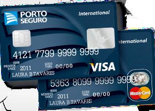 Azul Seguros + Cartão Porto Seguro