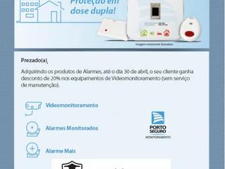Alarme Monitorado Porto Seguro