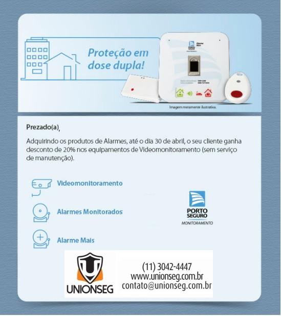 poto seguro monitoramento, porto seguro alarme monitorado, alarme monitorado, monitoramento residencial, alarme, monitoramento de imóvel, uninoseg, corretora de seguros