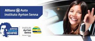 Está Chegando Mais Uma Facilidade do Seguro Allianz Auto Instituto Airton Senna.