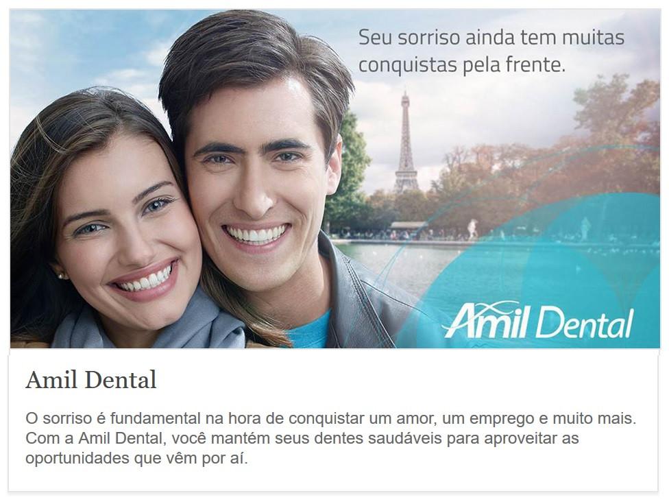 Amil Dental, Plano Odontológico, Odonto, Unionseg, Amil, Corretora de Seguros