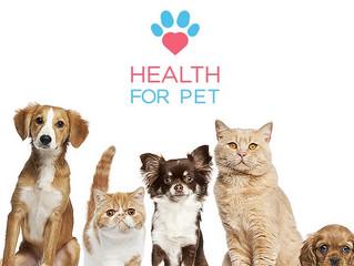 Health For Pet agora em Americana, Limeira, Sumaré e Valinhos