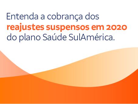 Reajuste Anual 2021 SulAmérica