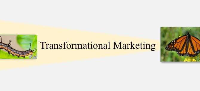 Transformational vs. Marginal Change in Education Marketing