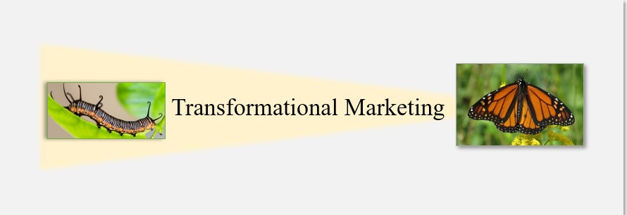 Transformational Marketing: Butterfly to Caterpillar