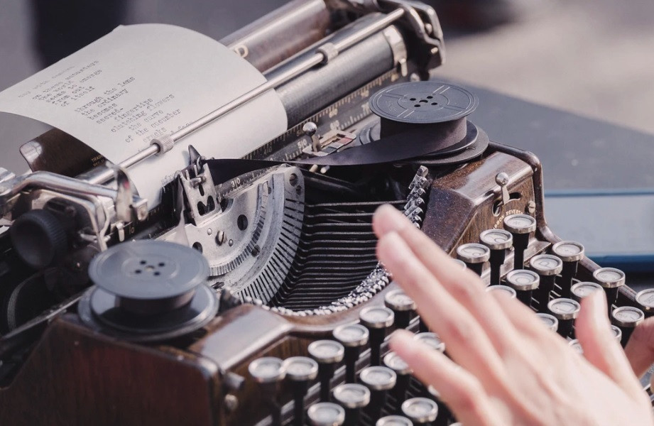 Typewriters were old data-driven marketing