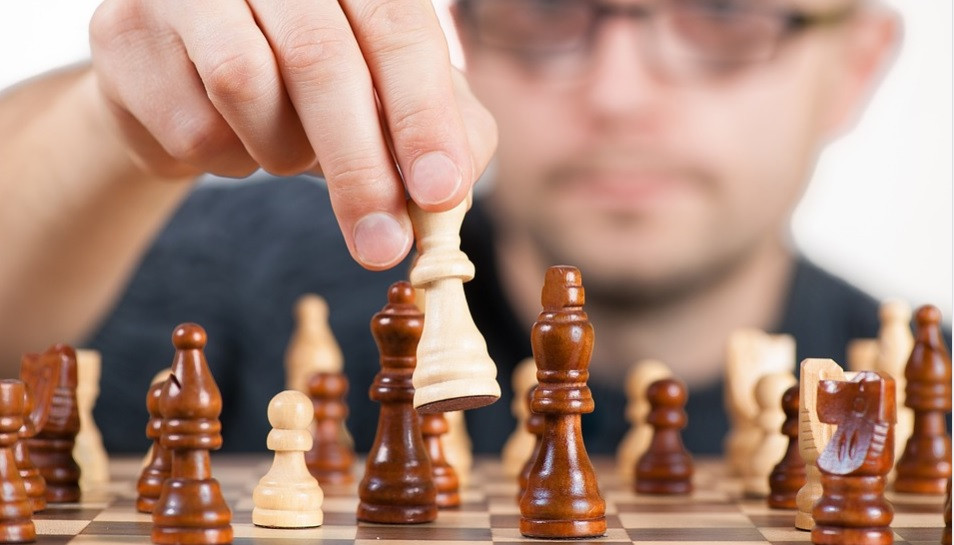 Strategic marketing is like chess