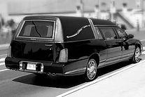 散骨 霊柩車
