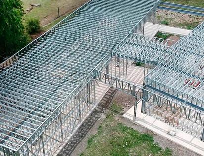 Conocé las capas que protagonizan el sistema de steel frame