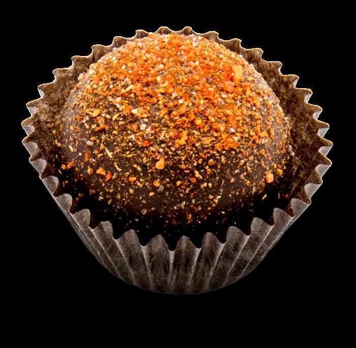 Chocolate Dude Mango y Tajin Truffle
