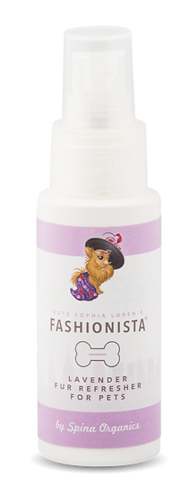 Travel-Size Lavender Fur Refresher Spray (2 oz.)