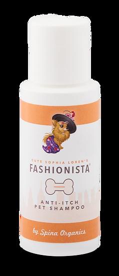 Travel-Size Anti-Itch Pet Shampoo (2 oz.)