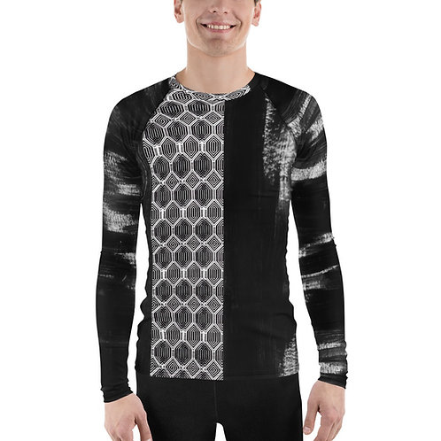 Men's Asymmetrical Honeycomb
