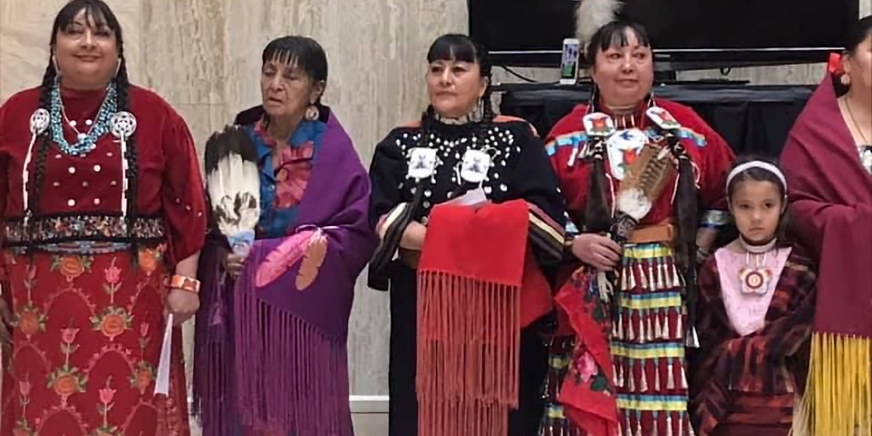 Missing and Murdered Indigenous Women and Girls Song Tribute