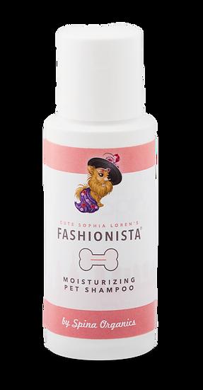 Travel-Size Moisturizing Pet Shampoo (2 oz.)
