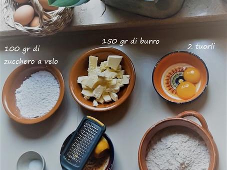 FACCIAMOCI UNA TORTA, E' DOMENICA
