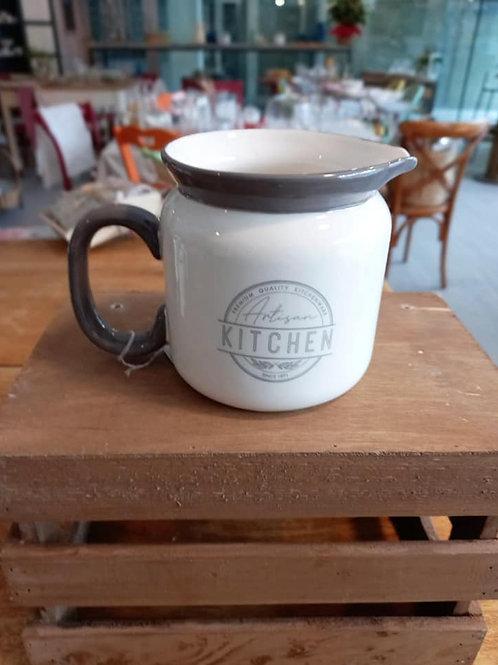 kitchen lattiera in ceramica linea