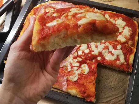 Pizza, pizza pazza
