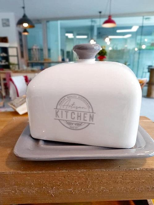 porta burro linea kitchen in ceramica