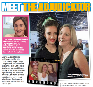Sharon McCaul is IDM's Adjudicator of the Month!