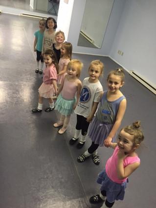 Wonderful Dance Clinic with Sharon McCaul