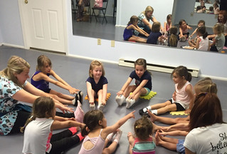Summer Fun at Dance Camp!