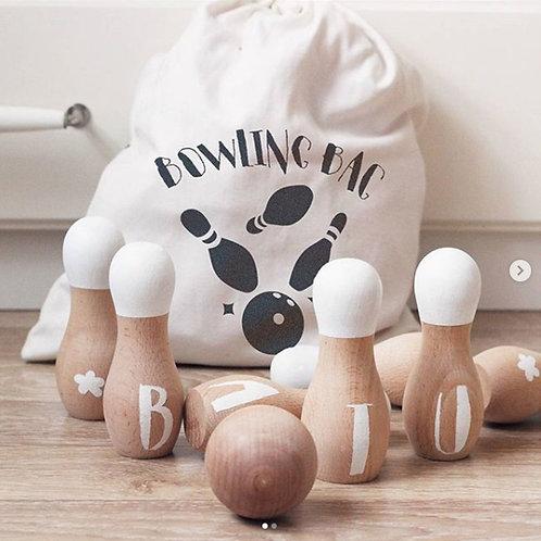 Bowling Seti - Küçük Boy