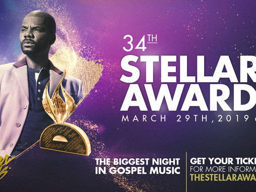 A Weekend at the 34th Stellar Gospel Music Awards