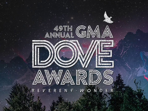 His Favor At The DOVE Awards