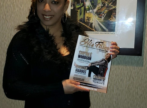 His Favor Magazine 2nd Anniversary and JUST MERCY Private Screening