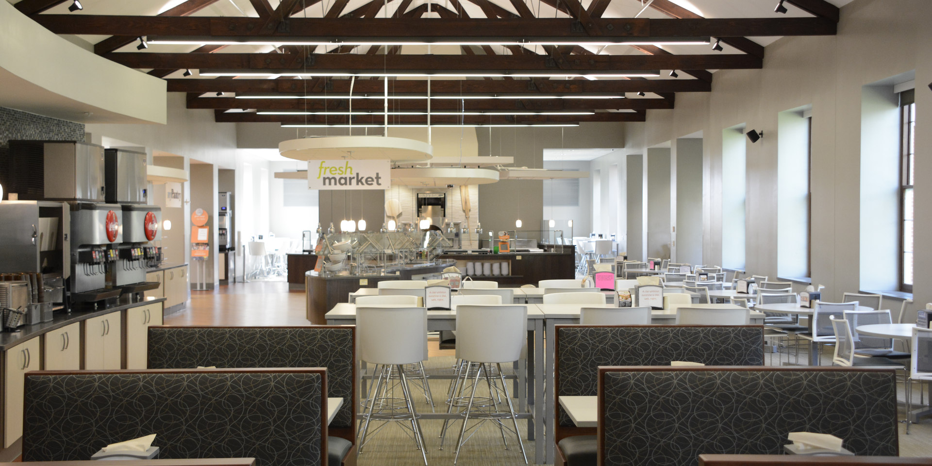 Cafeteria Area - Central Community Colle