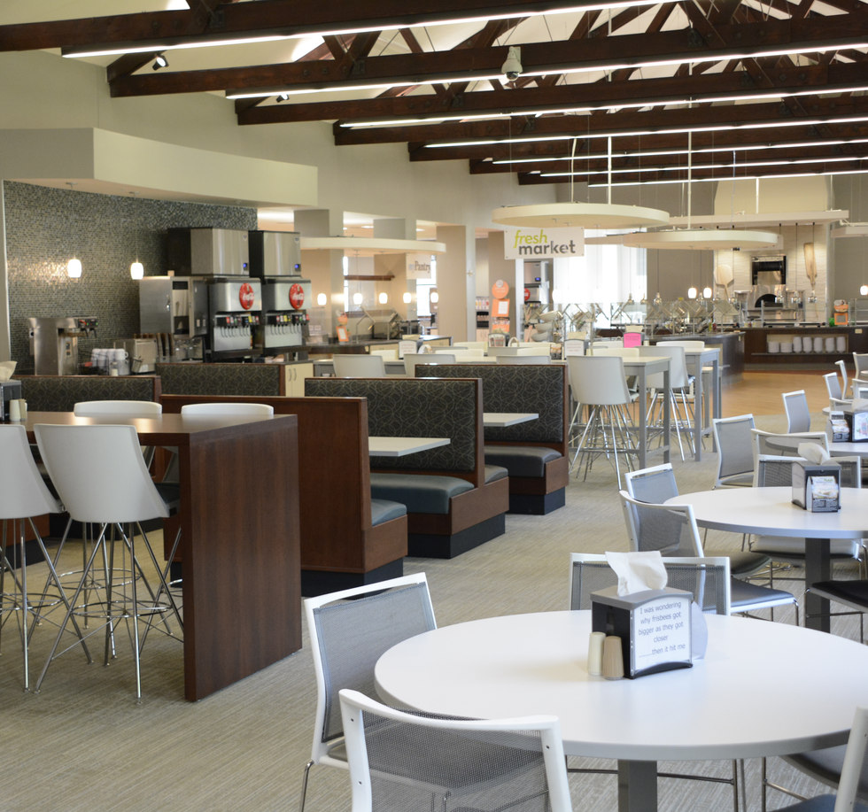 Central Community College Cafeteria
