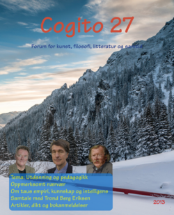 Cogito 27 (2013)
