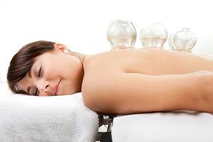 Cupping Therapy, 109th Street Massage, Edmonton, Alberta